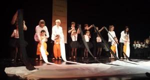 XII Przegląd Form Teatralnych Dzieci z Przedszkoli Miejskich – Tańce i Zabawy Dzieci Państw Europy